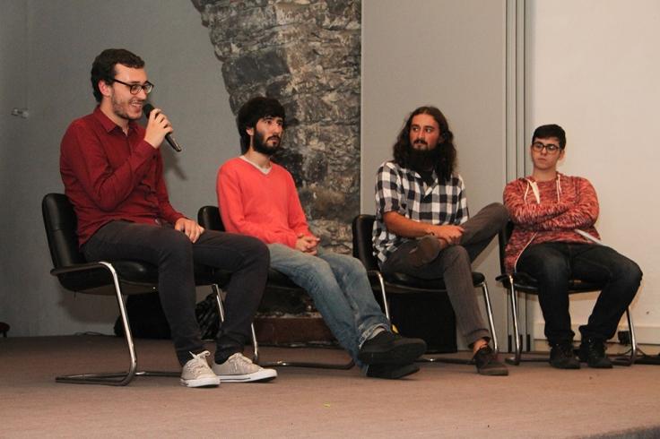 andre_Popsec_s_Team_during_Razão_de_Viver_premiere